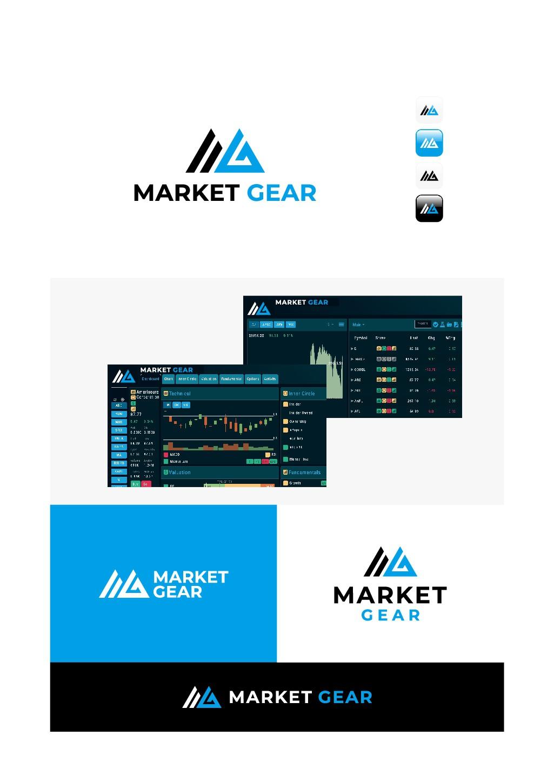 Market Gear Logo Only