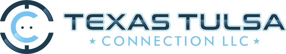 Texas Tulsa Connection is a brand new startup looking for a professional logo