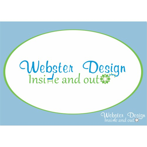 New logo wanted for Webster Design
