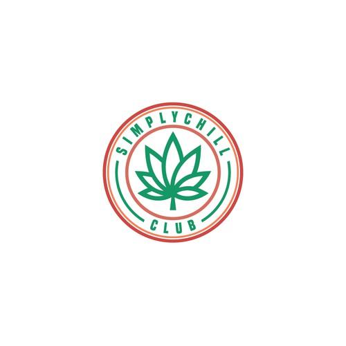 SIMPLY CHILL Logo