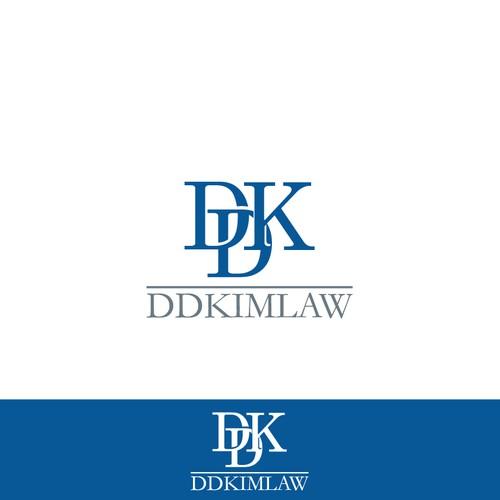 Help DDKIMLAW.com with a new logo