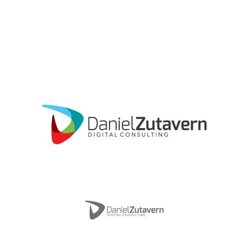 Logo for a digital consultancy