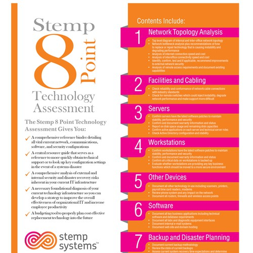 Stemp Systems Flyer