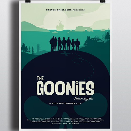 80's Movie Poster Contest
