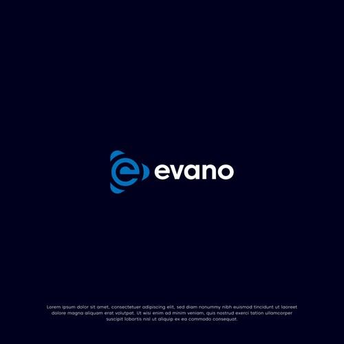 Evano Logo Design