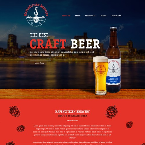 HafenCitizen Brewery Home Page
