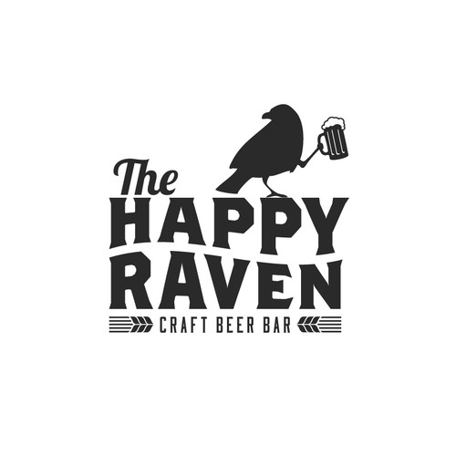 The Happy Raven