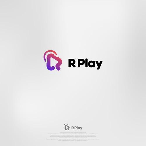 Fun logo design concept for Audio company