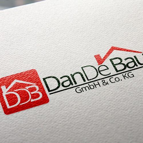 Logo für DanDe Bau GmbH & Co. KG (Bauunternehmen) benötigt