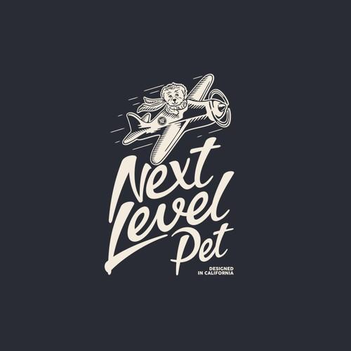 Next Level Pet Logo