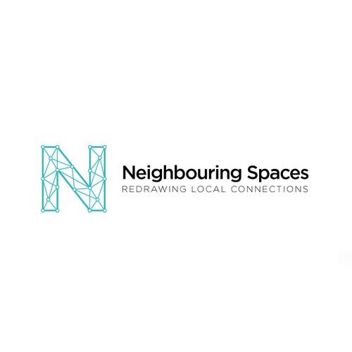 New logo Neighbouring spaces changing urban neighbourhoods