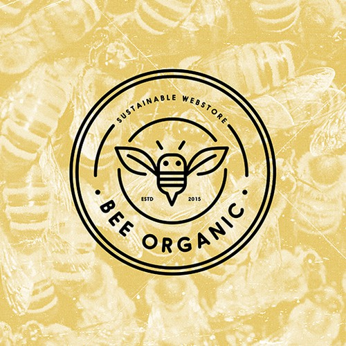 logo for organic webstore