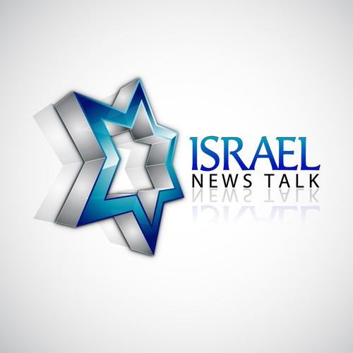 Create the next logo for Israel News Talk