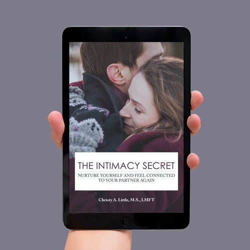 COVER BOOK THE INTIMACY SECRET