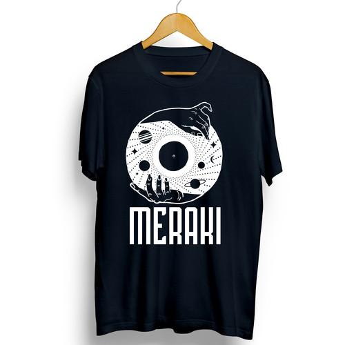 Techno T-shirt