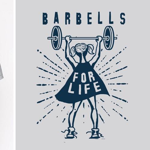Hipster design for Crossfitter Kids T-shirt