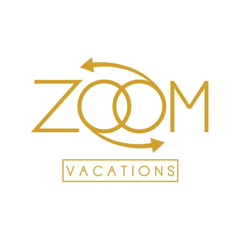 Create a sleek, sexy, sophisticated logo for a gay vacation company