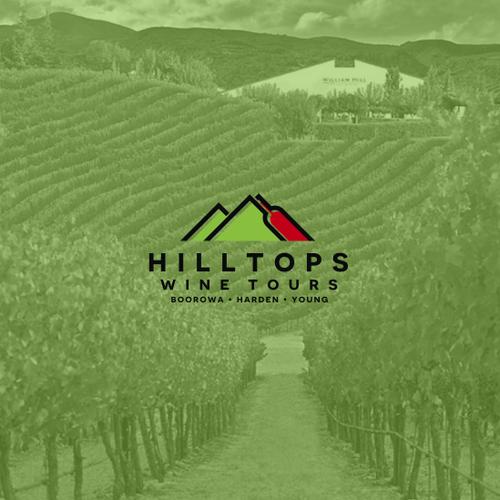 Hilltops Wine Tours logo