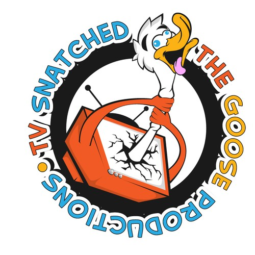 Help TV Snatched the Goose with a new logo