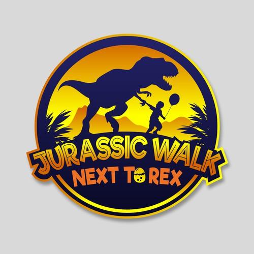 Jurassic Walk logo