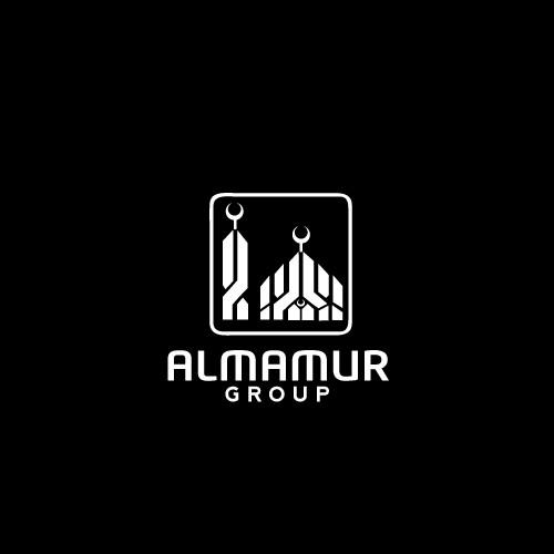 Create Corporate Logo with Arabisque design