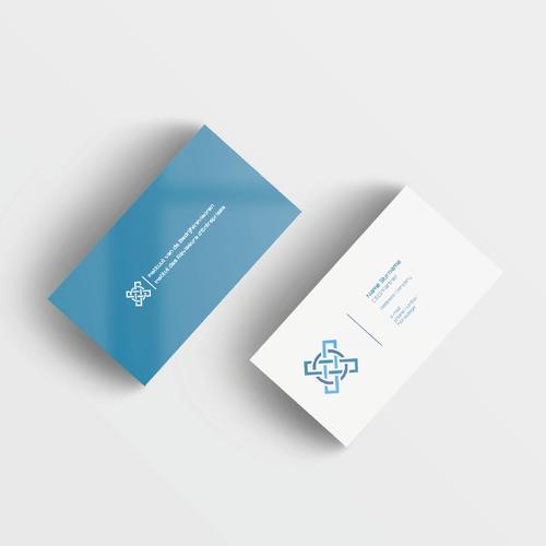 Professional logo identity (Institut)