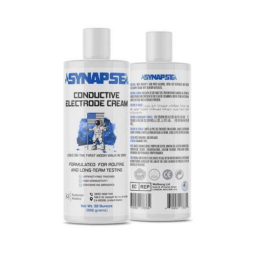 Sunapse - Conductive Eletrode Cream