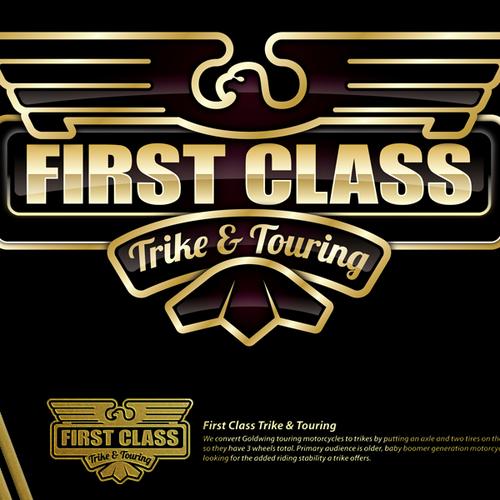 First Class Trike & Touring needs a new logo