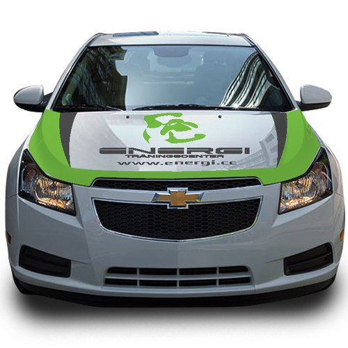Energi Gym Car Wrap
