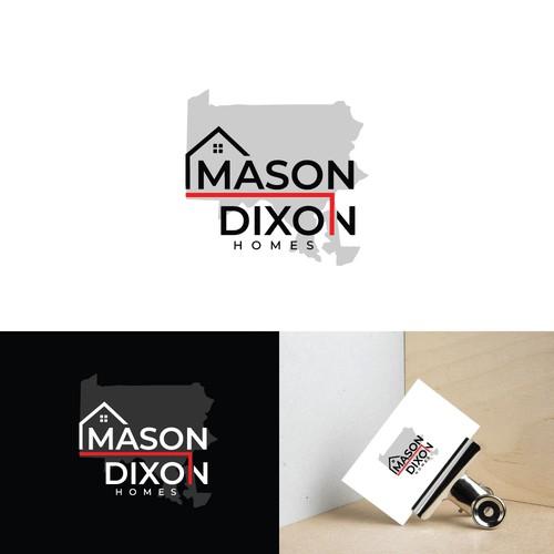 Mason Dixon Homes Logo