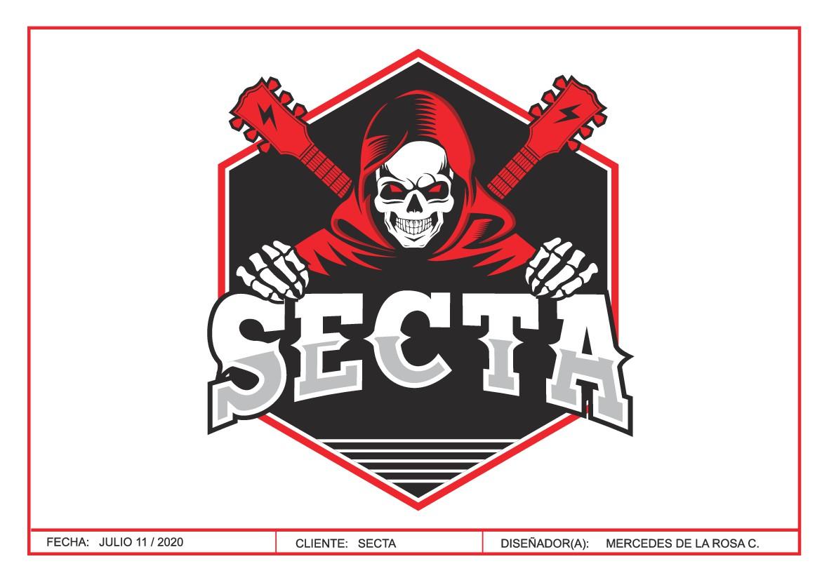 Diseño de un logotipo para grupo de hard rock