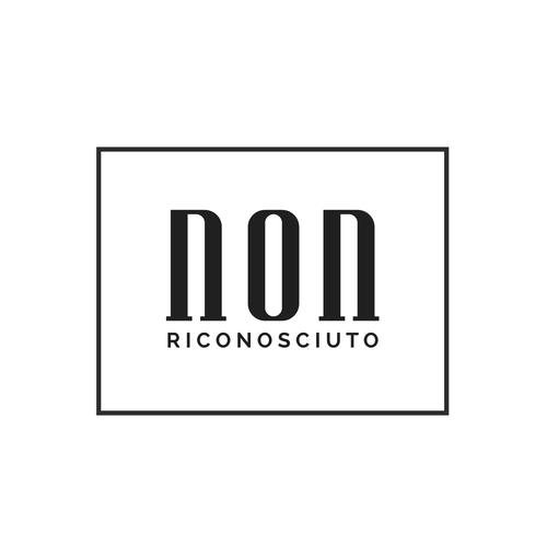 Logo concept for NON.