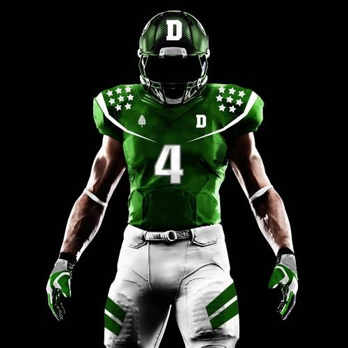 Dartmouth College's Future Football Uniforms