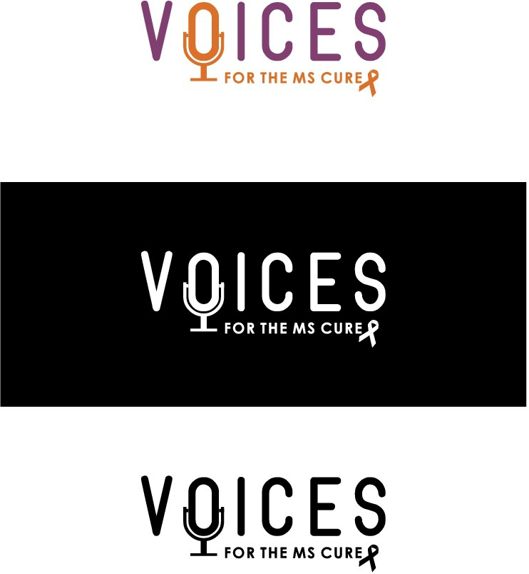 """Create a logo to capture a  """"Voices for a Cure"""" for Entertainment Industry"""