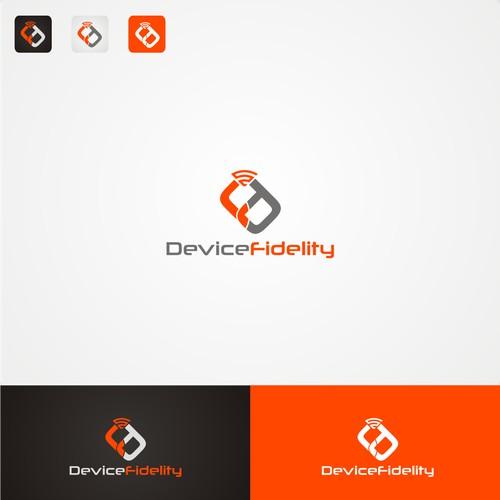 Create the next innovative logo for DeviceFidelity