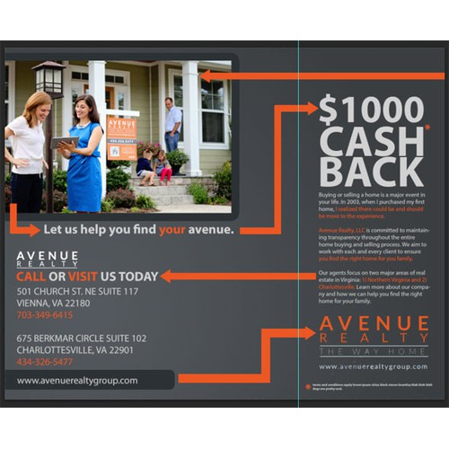 Avenue Realty, LLC needs a new Magazine Ad