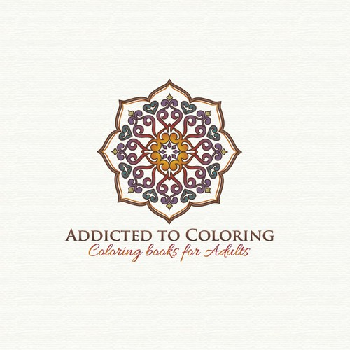 Create an Awesome Logo for Adult Coloring Books