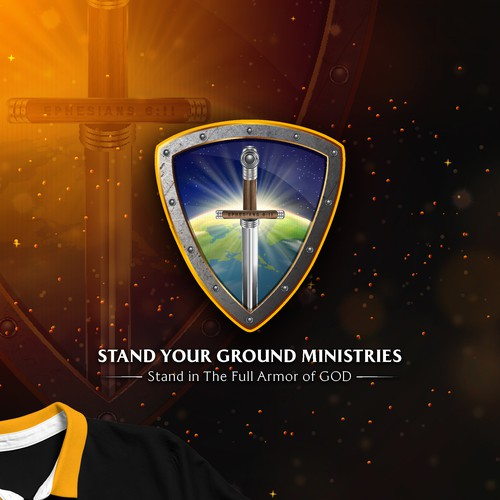 Church Ministry Logo for sale