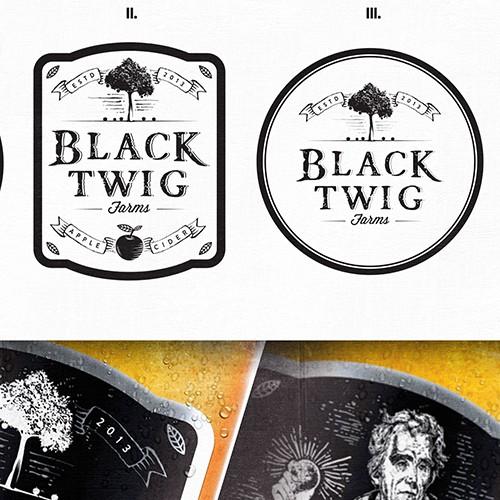 Black Twig Farms needs a new logo