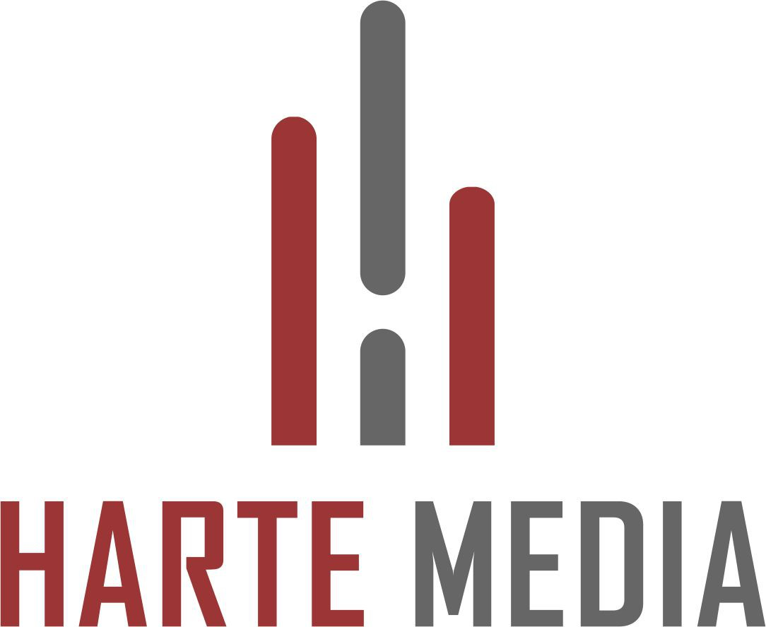 Design a logo for a new media company in Ireland