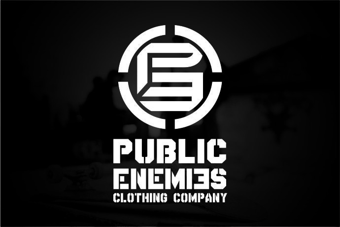***ACTION SPORTS CLOTHING COMPANY: Public Enemies Needs a Logo!***