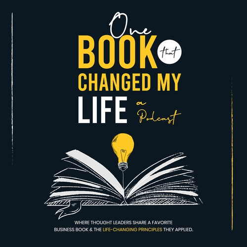 One Book that Change My Life, Podcast design