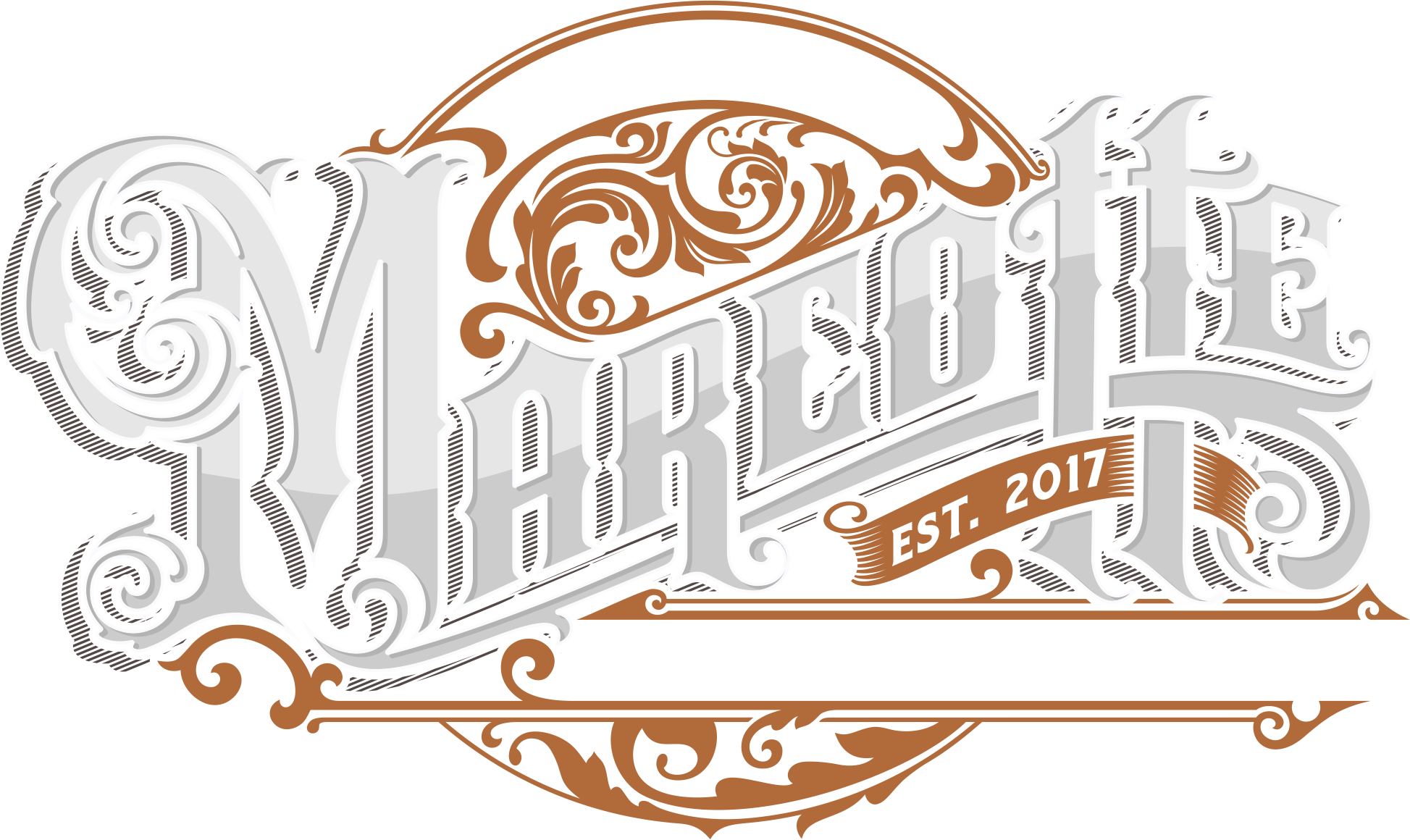 Vintage Logo and Label for Distilling Company