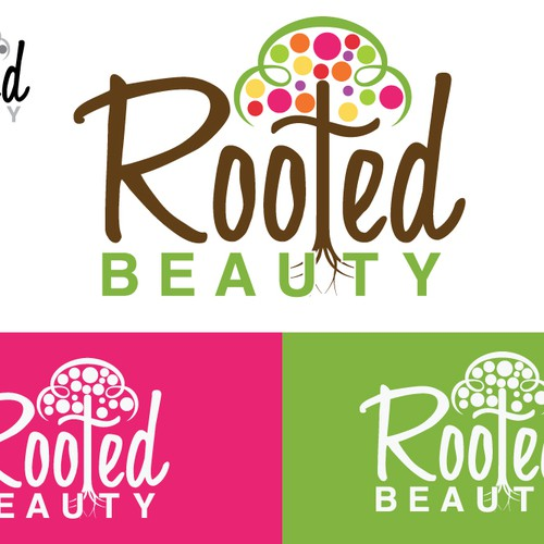 Rooted Beauty needs a new logo
