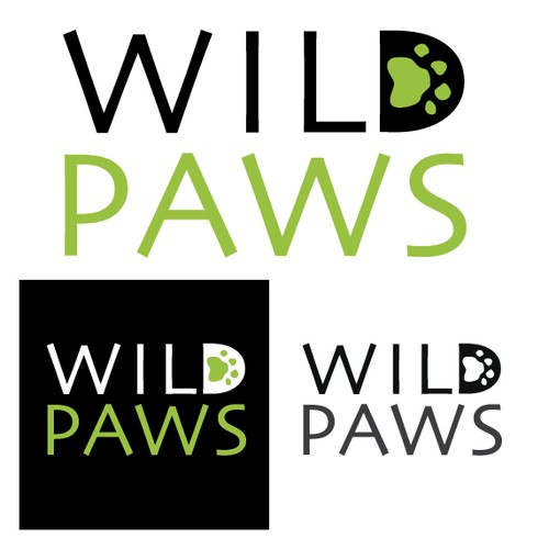 Logo for a Pet Food Company
