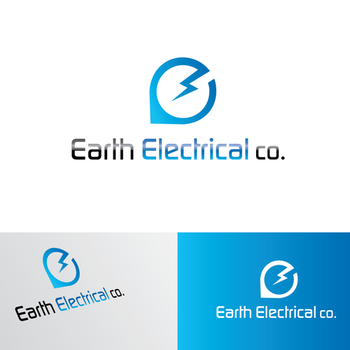 Logo for Earth Electrical co.