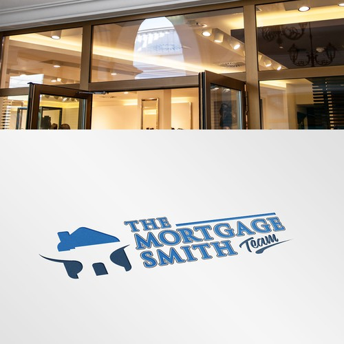 The Mortgage Smith Team Winner Logo