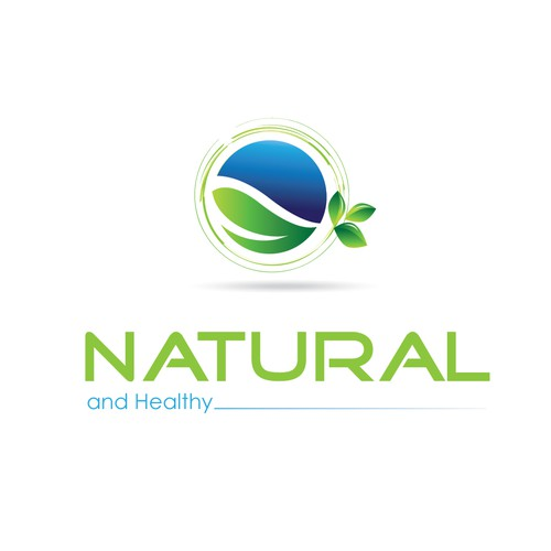 Create a logo to promote healthy living