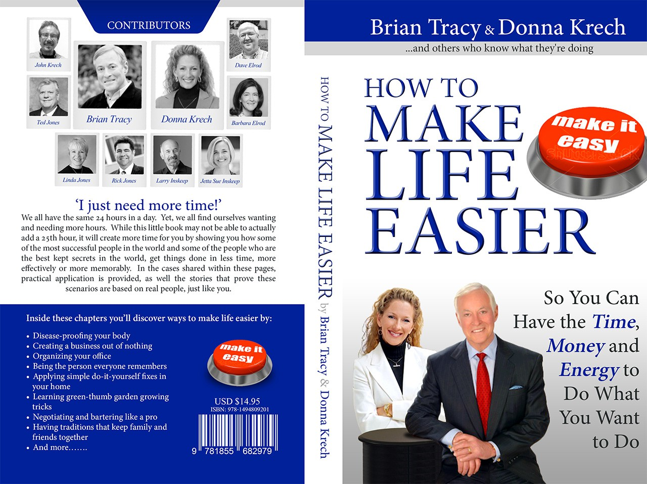 Book Cover (Brian Tracy one of the authors)