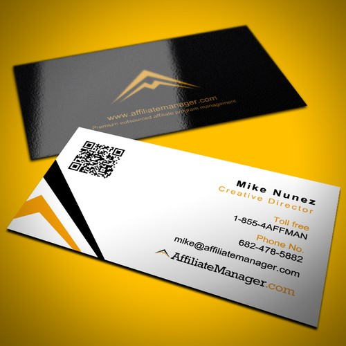 AffiliateManager.com Business Card